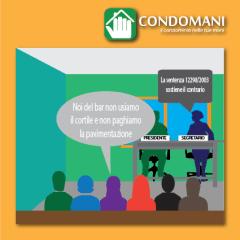 Che spese condominiali pagano i negozi?