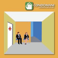 Cosa si può fare nell'androne condominiale?