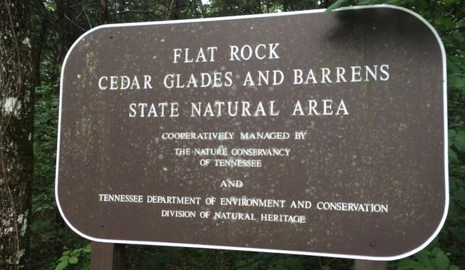 Flat Rock Cedar Glade