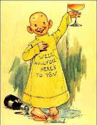 """""""The Yellow Kid"""" the comic strip that helped coin the term """"Yellow Journalism"""" from the New York Journal"""