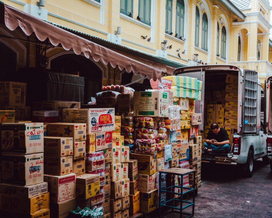 Armazenagem externa: quando ela faz sentido para o seu negócio?