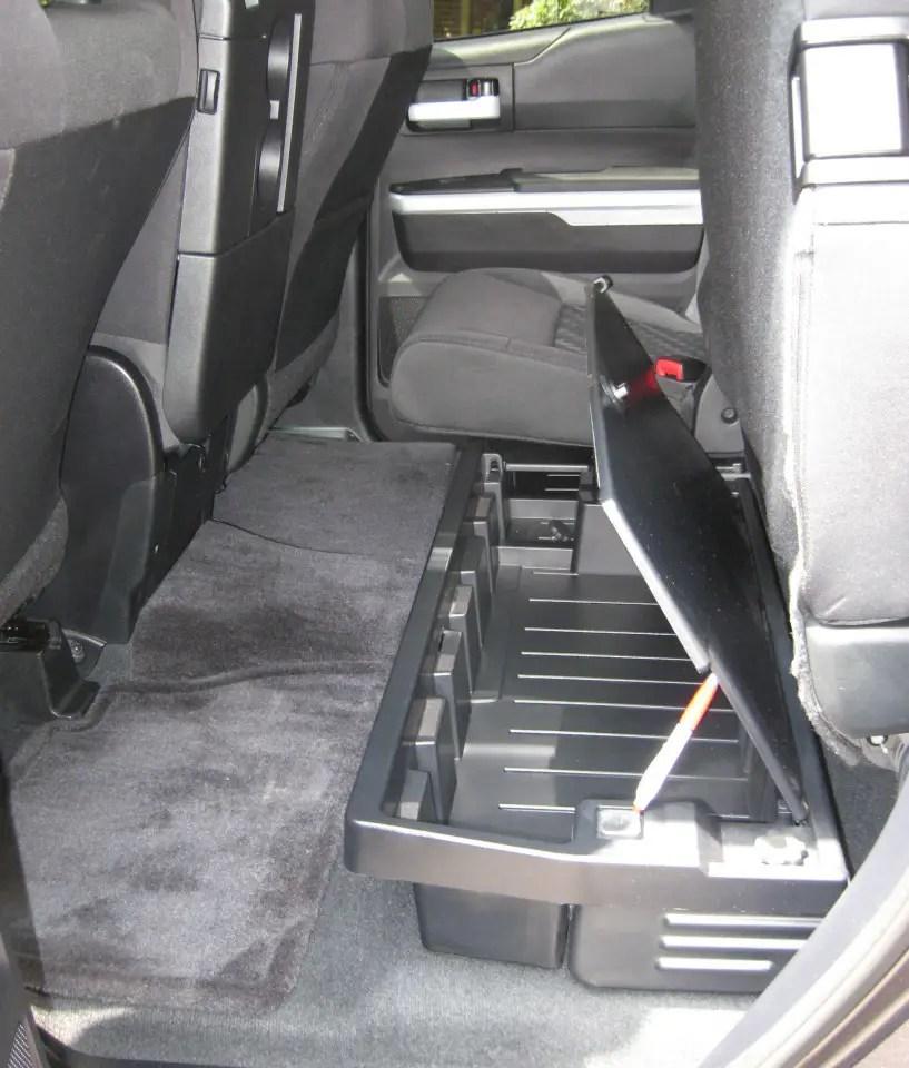 Tundra Toyota Subwoofer 2013 Box