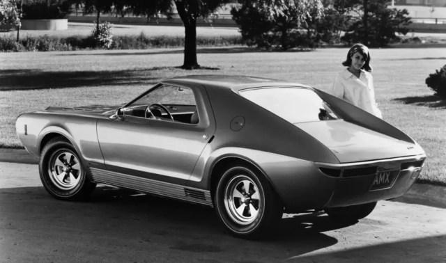 AMC AMX Concept