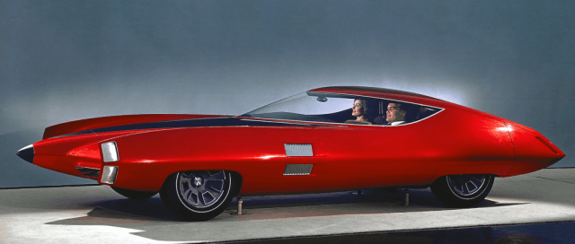 General Motors Stiletto