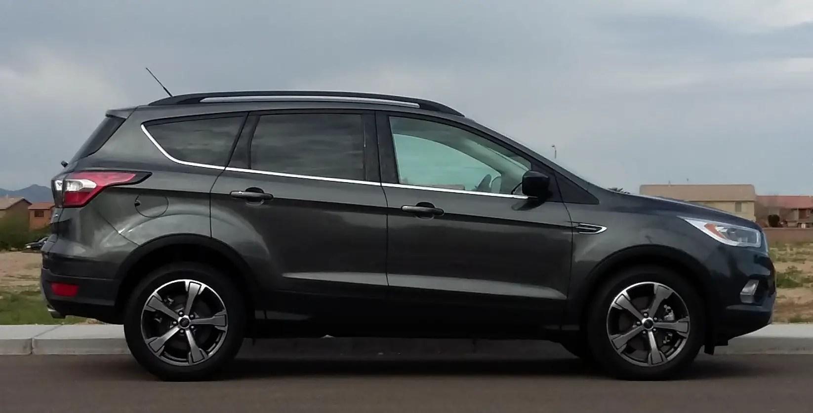 2017 ford escape se the daily drive