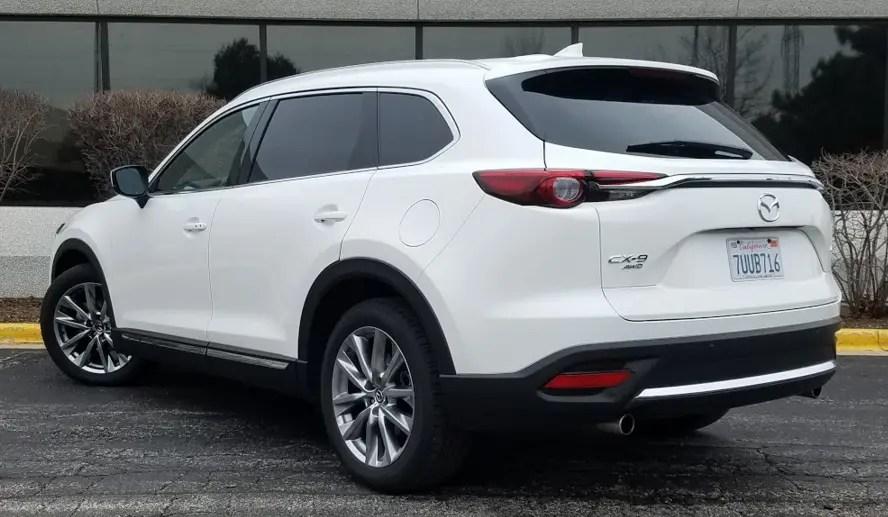 Mazda Suv Cx 9 Daily Trending