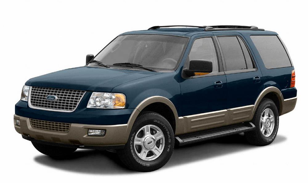 Road Ford Expedition Roof Rack