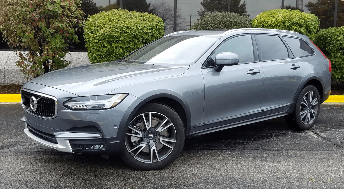 Test Drive 2017 Volvo V90 Cross Country The Daily Drive