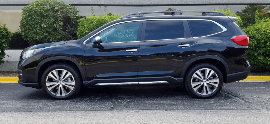 Test Drive 2019 Subaru Ascent Touring The Daily Drive