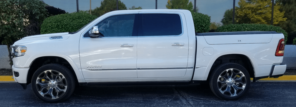 2019 Ram 1500 Limited The Daily Drive Consumer Guide 174