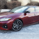 Test Drive 2019 Nissan Maxima Platinum The Daily Drive Consumer Guide The Daily Drive Consumer Guide