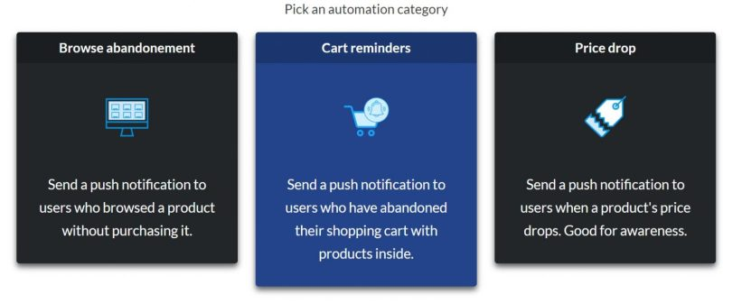 Setting Up Automated Push Notifications