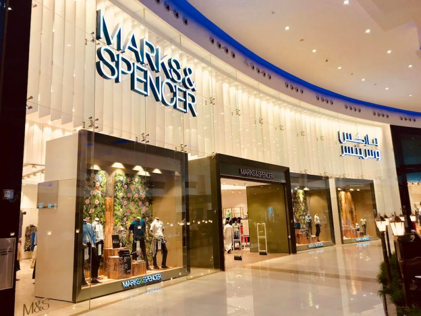 Marks and Spencer eCommerce