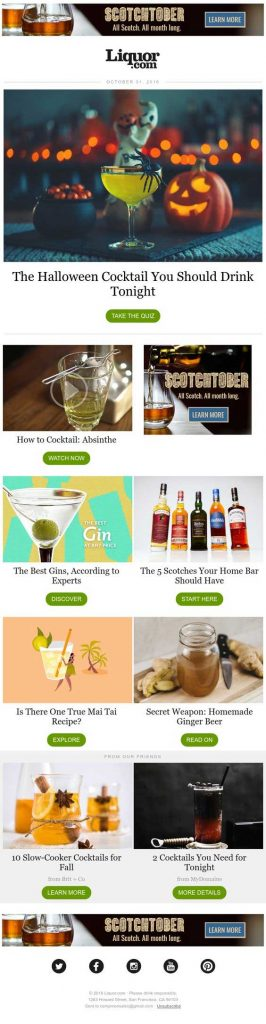 liquor-halloween-email-campaign-example