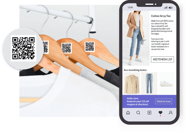qr codes for product education