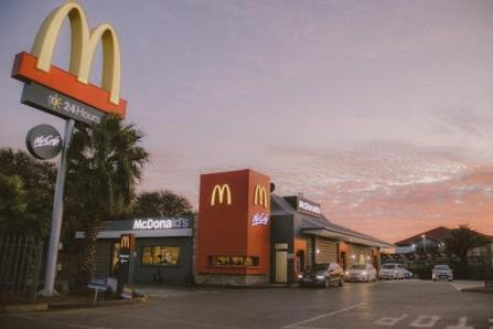 McDonald's customer experience example