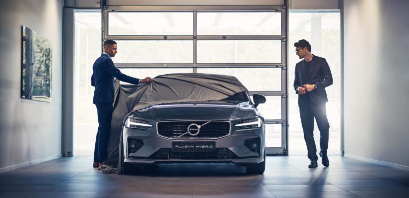 Volvo customer experience example