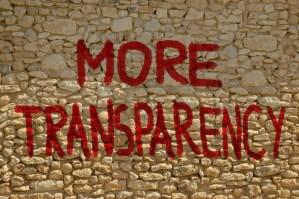 Portais de transparência pública e a transparência seletiva.
