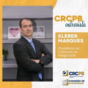 CRCPB Entrevista Kléber Marques, presidente da Comissão de Integridade