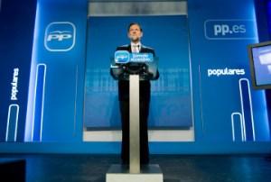 Rajoy. Medidas fiscales del nuevo presidente del gobierno