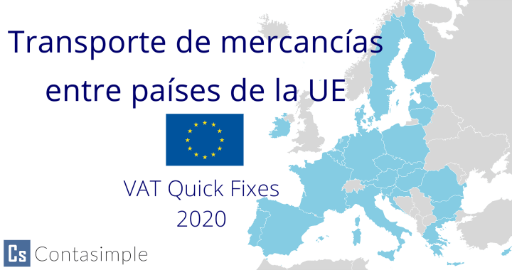 VAT QUICK FIXES 2020