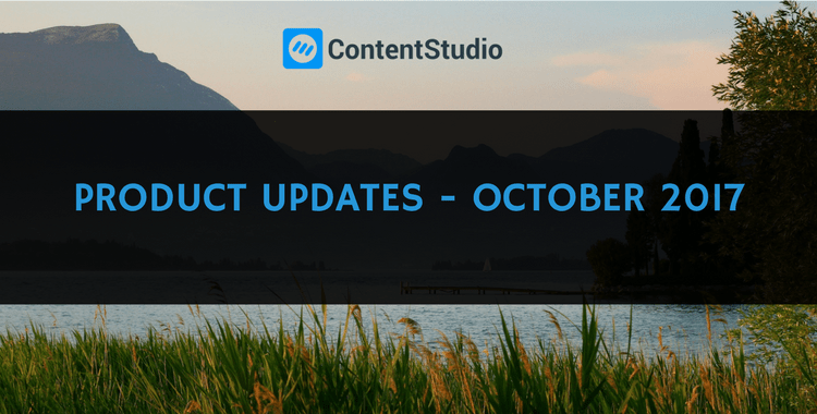 product-updates-october-2017