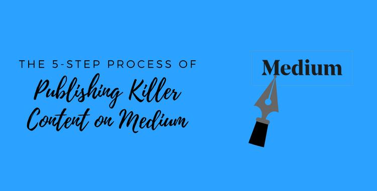 Killer Content on Medium