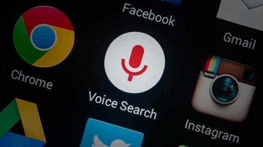 Voice search using AI - Contentstudio