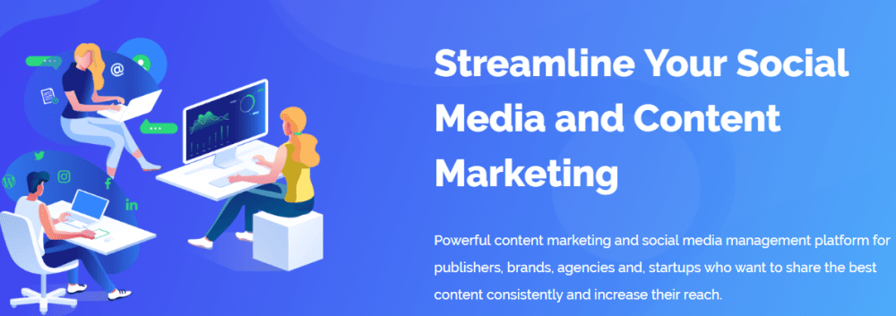 content marketing - ContentStudio