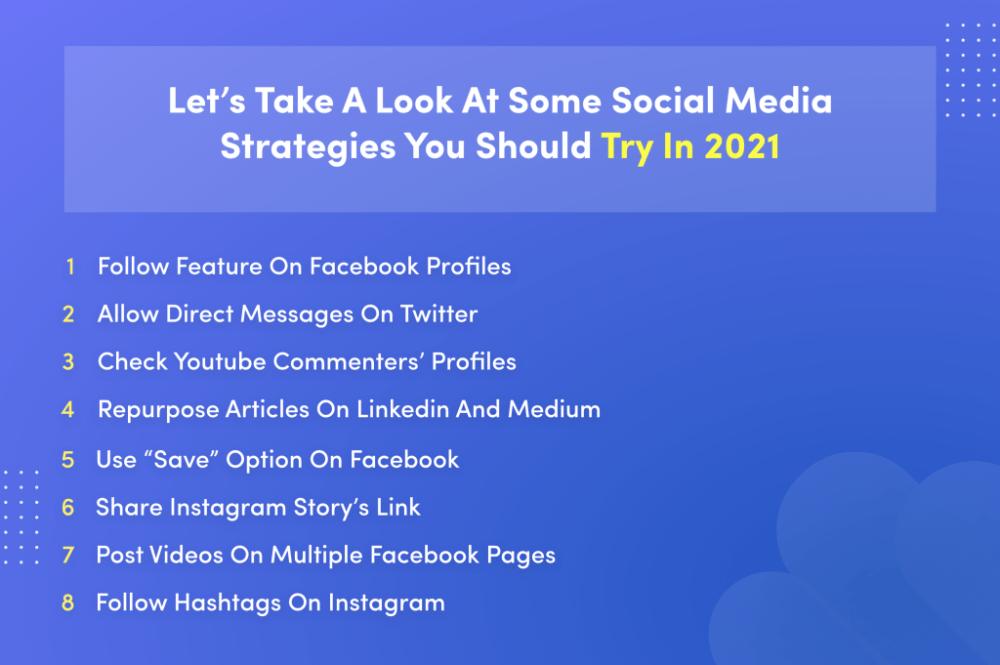 2020 Strategies
