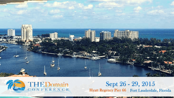 The Domain Conference 2015