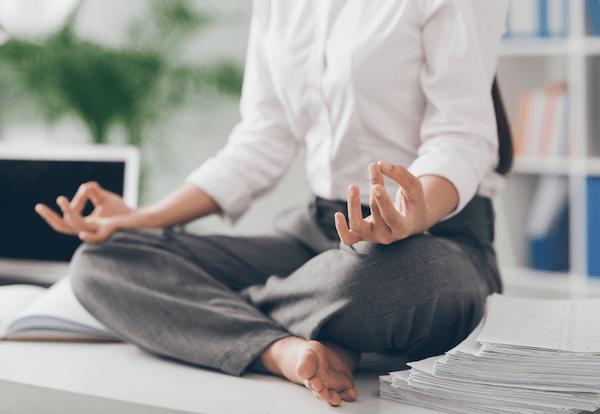 La méditation gagne le monde de l'entreprise