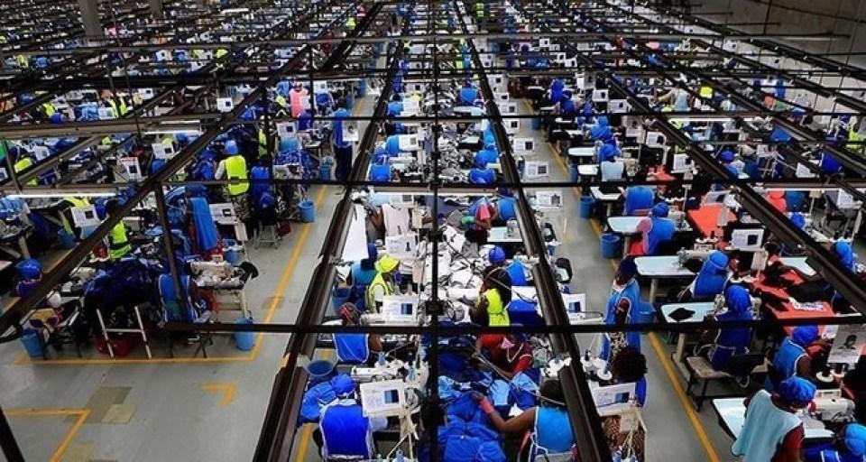 La plus grande usine de textile d'Afrique fruit d'une joint-venture turco-algérienne