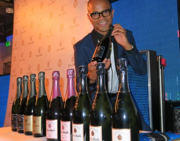 Dian Diallo à la conquête du marché du champagne en Afrique