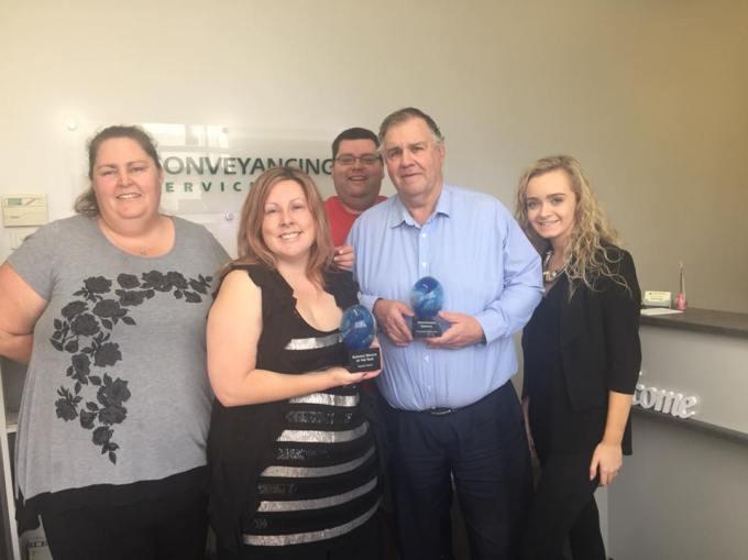 staff and bec awards
