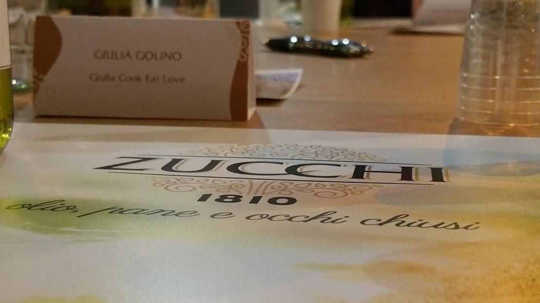 Blending Experience ad Expo con Oleificio Zucchi