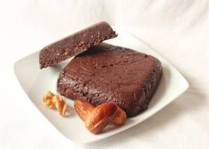 Brownie crudivegano