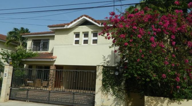 Two story Villa in a nice residential area