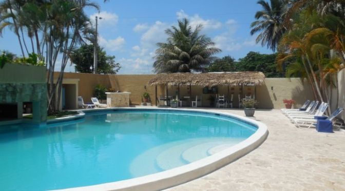 Totally Remodeled Downtown Cabarete Apartment