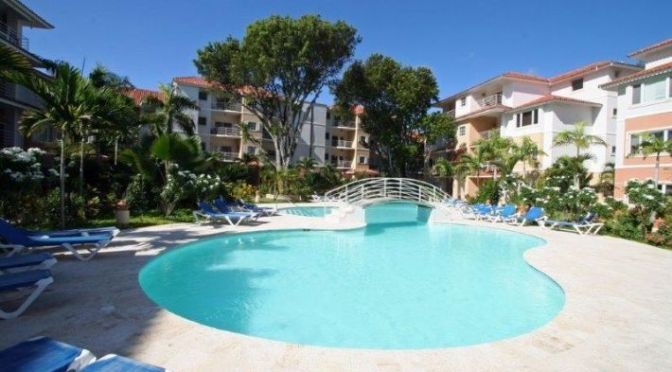 1 Bedroom Cabarete condo Oceanfront Community