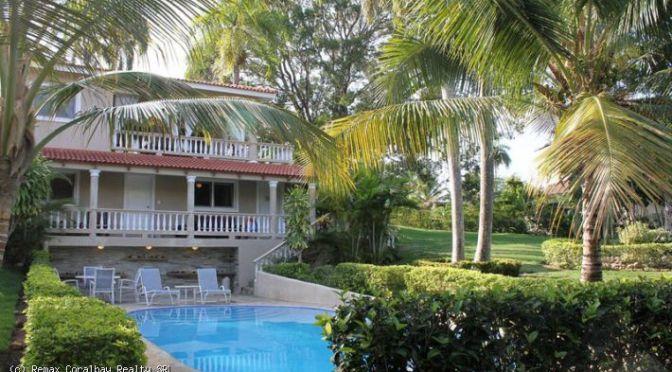 Two story modern Villa …