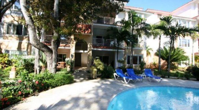 Ground floor 2 bedroom condo in oceanfront community …