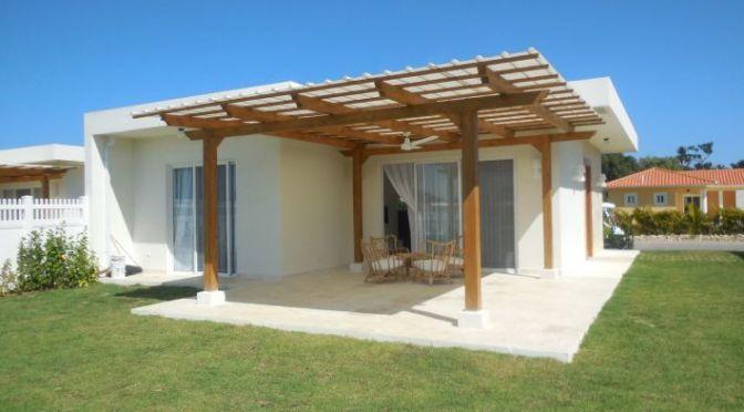 Here's the Deal! New Villa in Oceanfront Resort Community—198K!