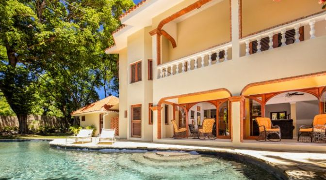 Fully Re-Modeled Villa On a Large Property in 5* Community $US589k