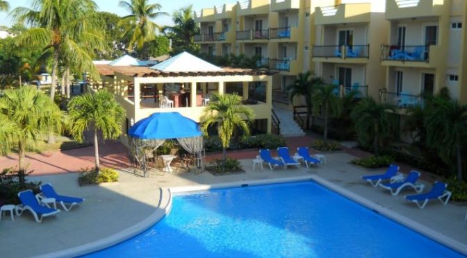 Great Location in town 1 bed Sosua $US 69,900