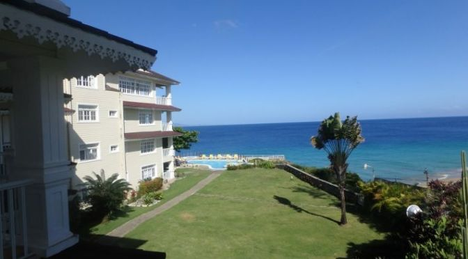 2 Beachfront condo in Sosua ….