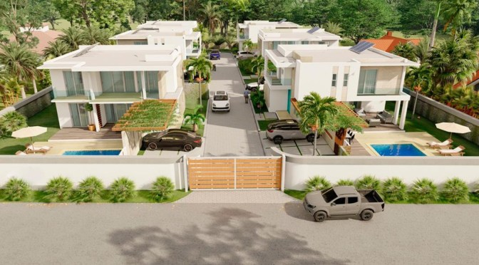 Modern Pre-Construction Villa Deal ! From $US 310,000