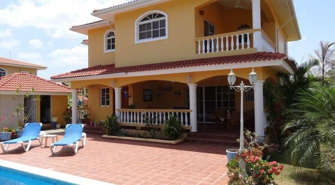 Luxury Sosua Villa with Oceanviews