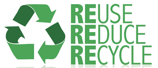 Let's Reuse and Recycle together for a better planet!