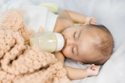 Preventing Baby Bottle Caries Together!